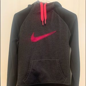 NIKE Girls Hoodie size Small